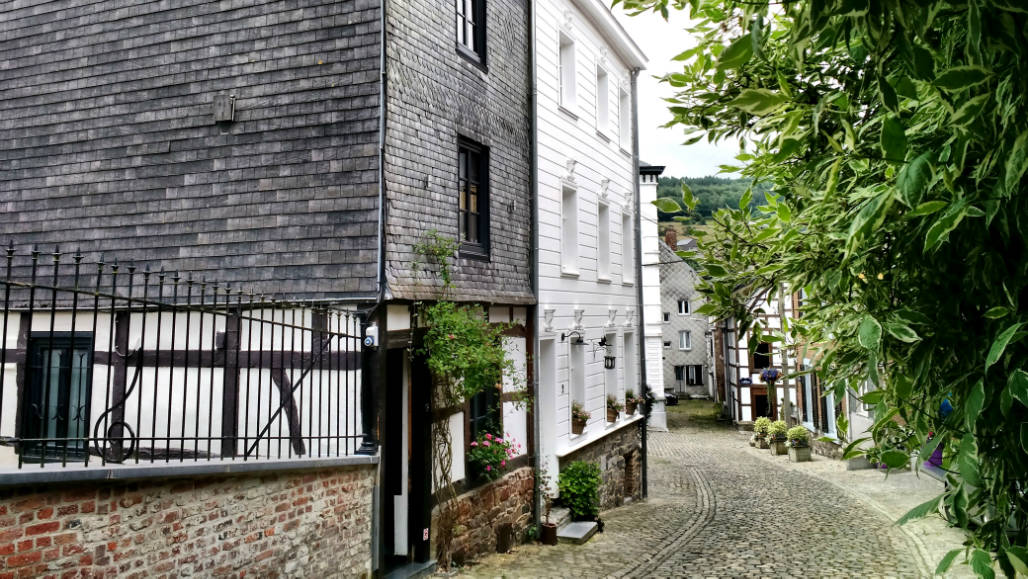 Ardennen Stavelot vakantiehuisje