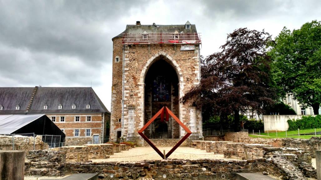 Stavelot abdij van Stavelot