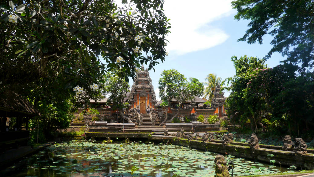 Tempel Ubud