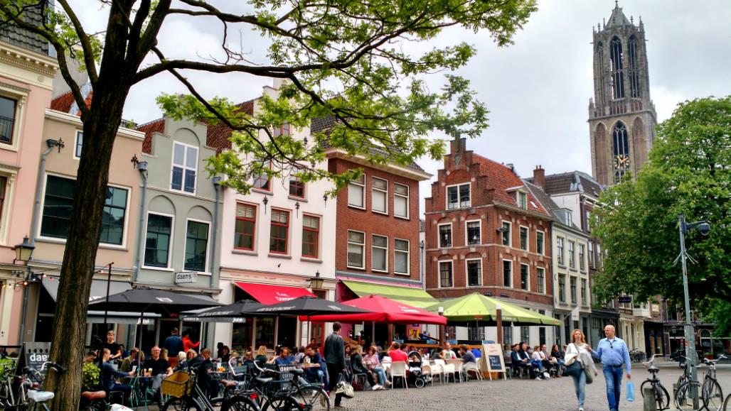 Ganzenmarkt Utrecht