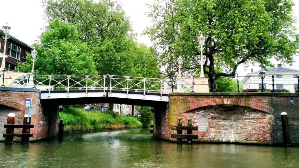 Rondvaart grachten Utrecht