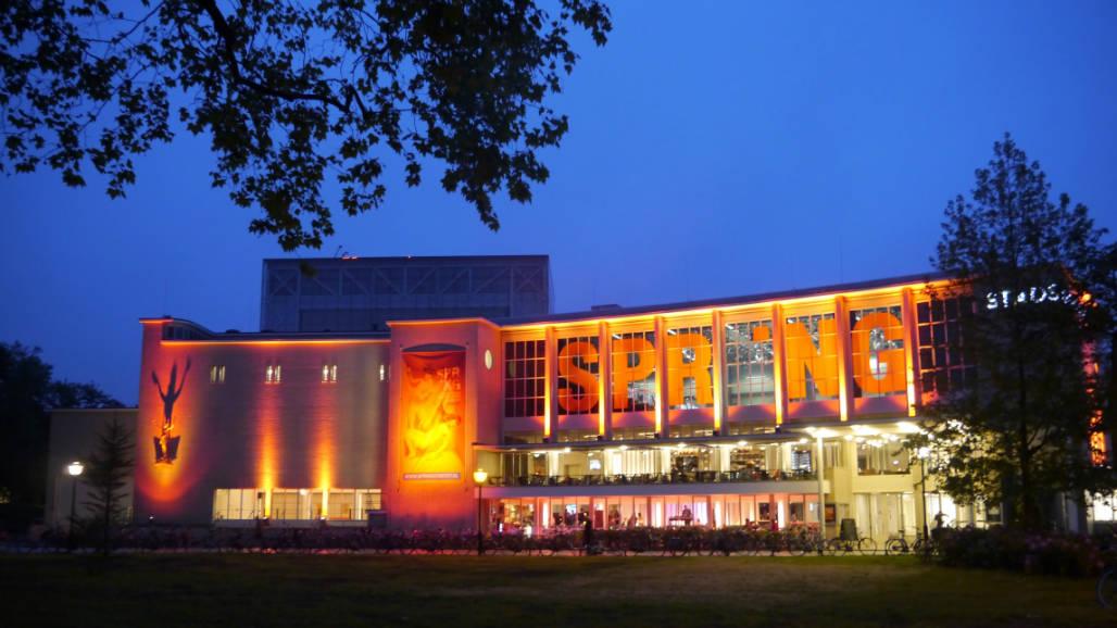 Theater Utrecht stedentrip