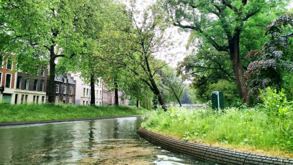 Utrecht grachten rondvaart