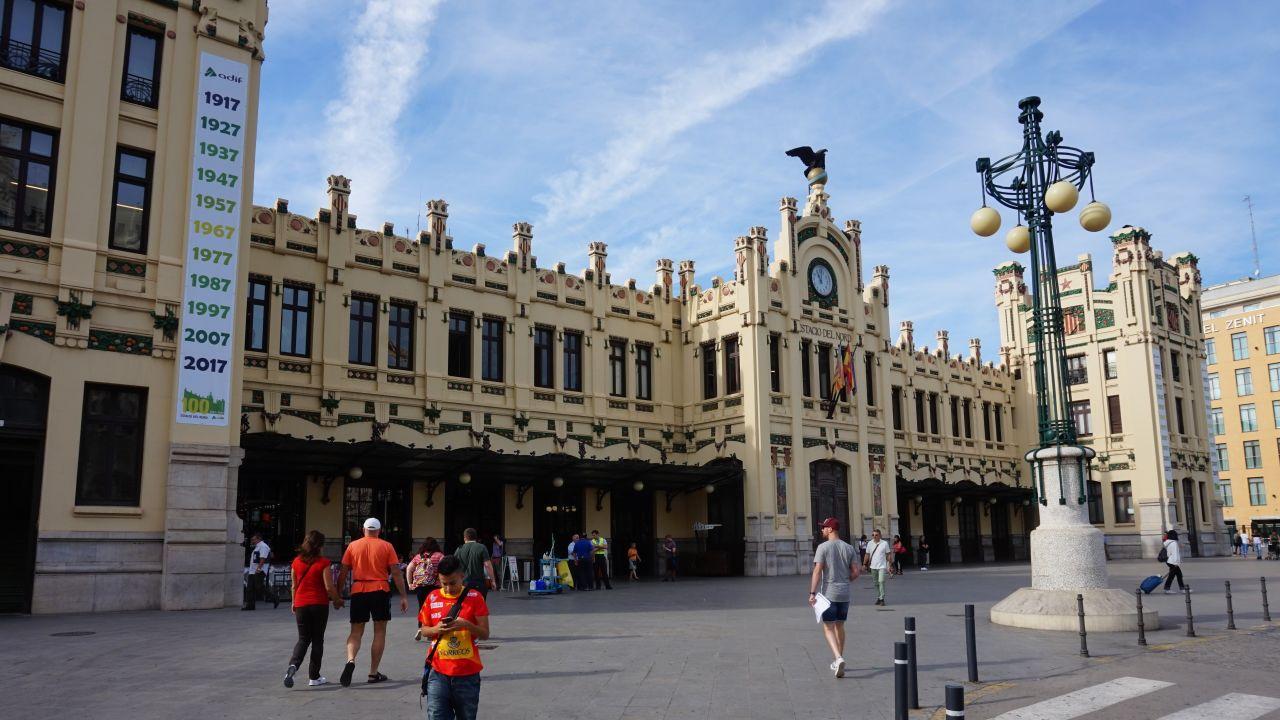 Station Valencia