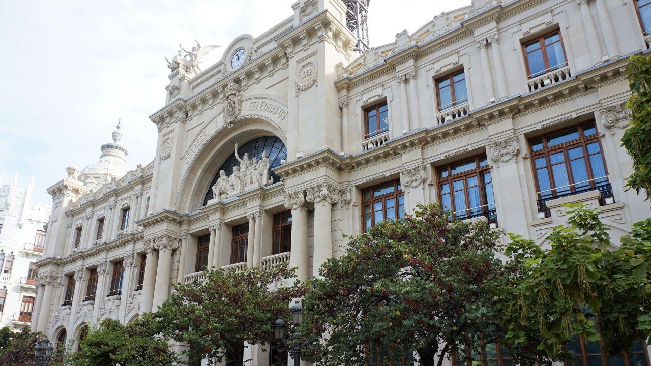 postkantoor Valencia
