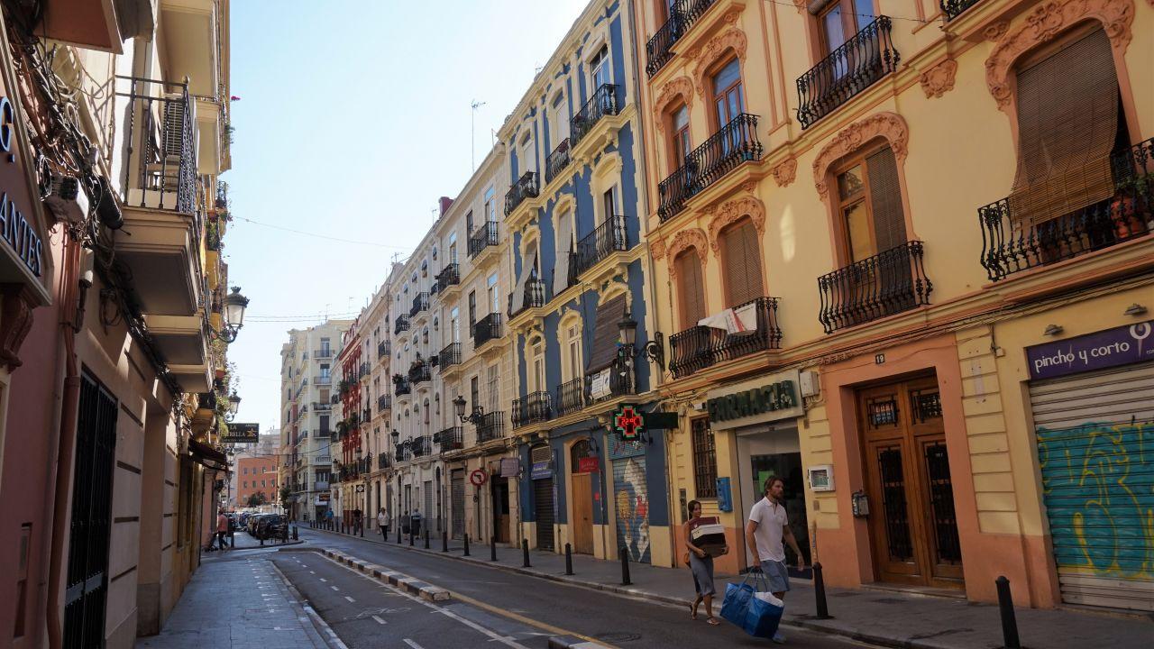 wijk Ruzafa Valencia3
