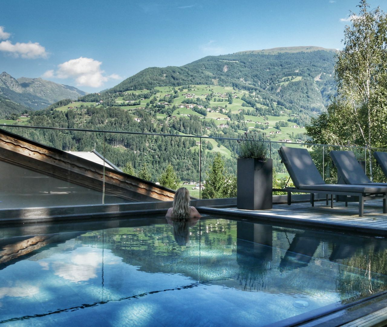 Hotel Das Kaltenbach Zillertal Oostenrijk9