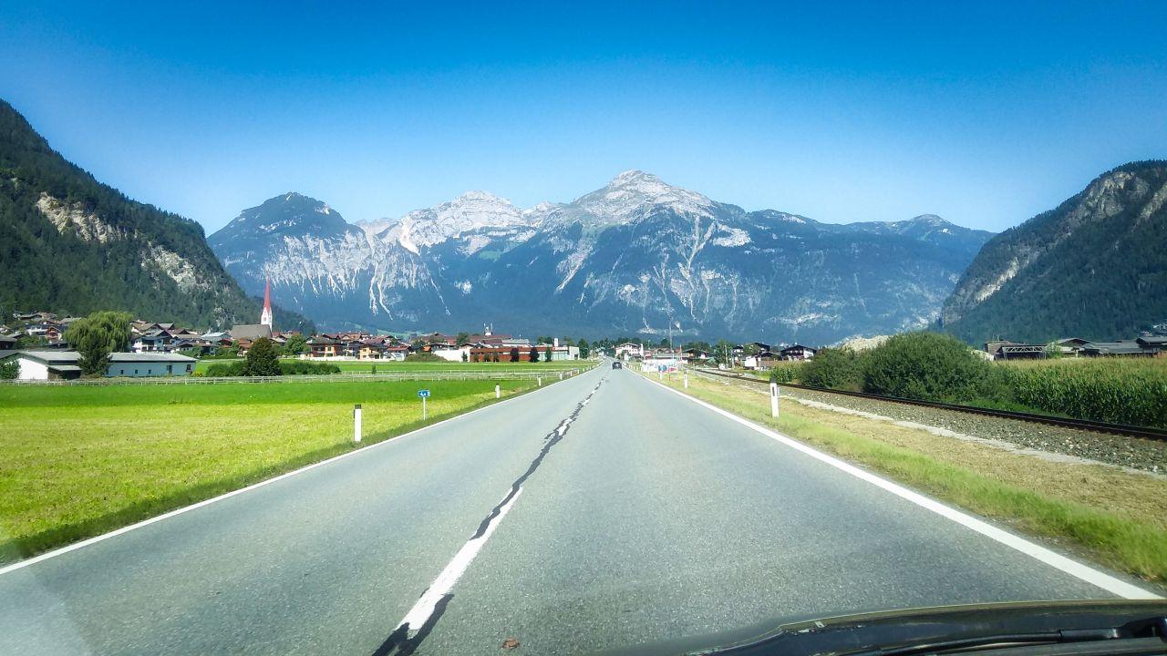 Zillertal Tirol Oostenrijk Sunnycars