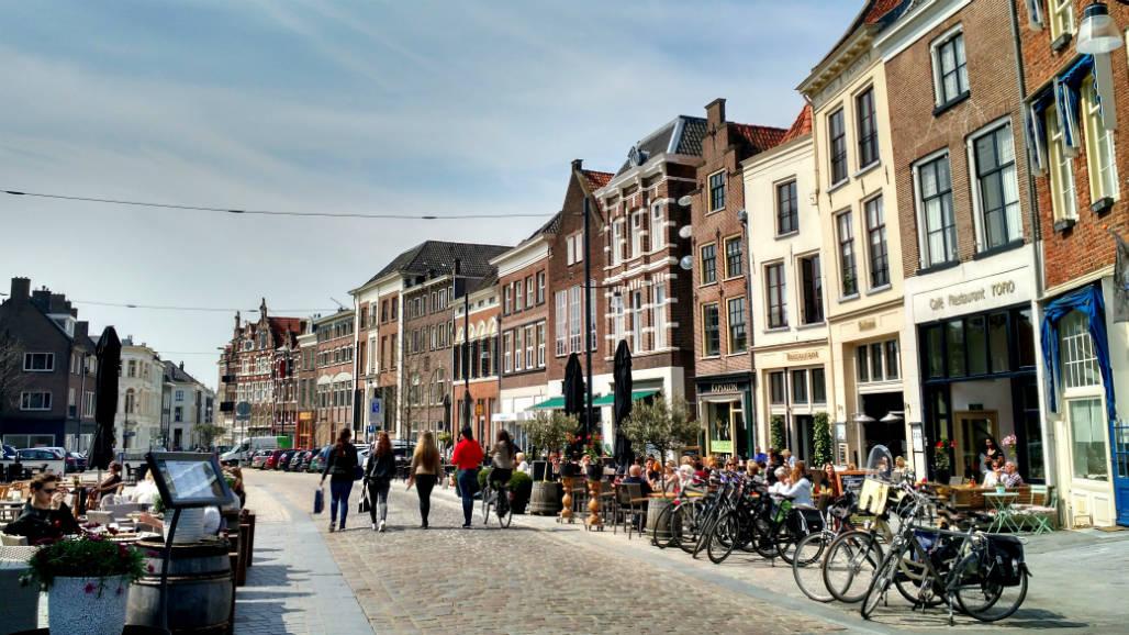zutphen terrasjes stedentrip