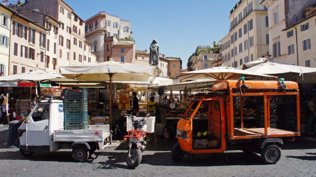 Markt Rome Campo di Firi