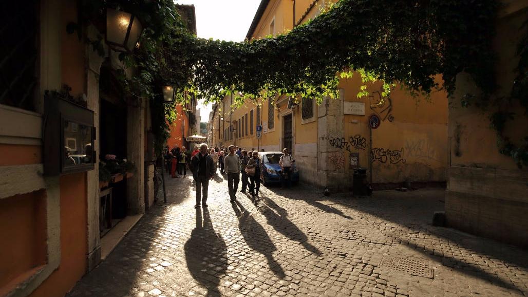 Rome straatjes