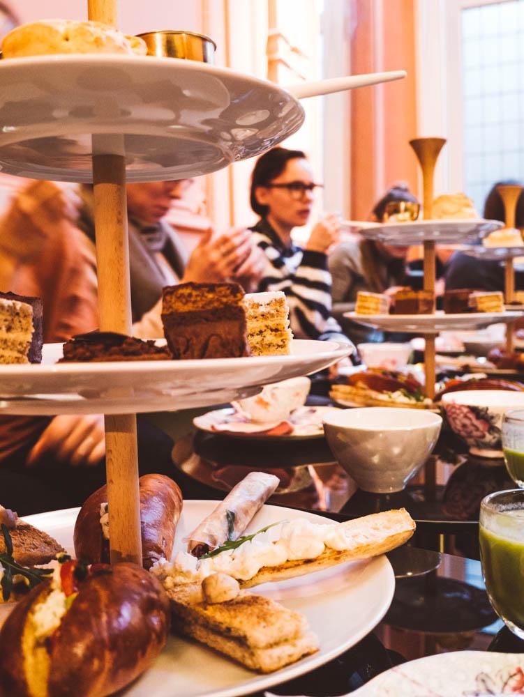 Restaurant Domestic High Tea Antwerpen 1
