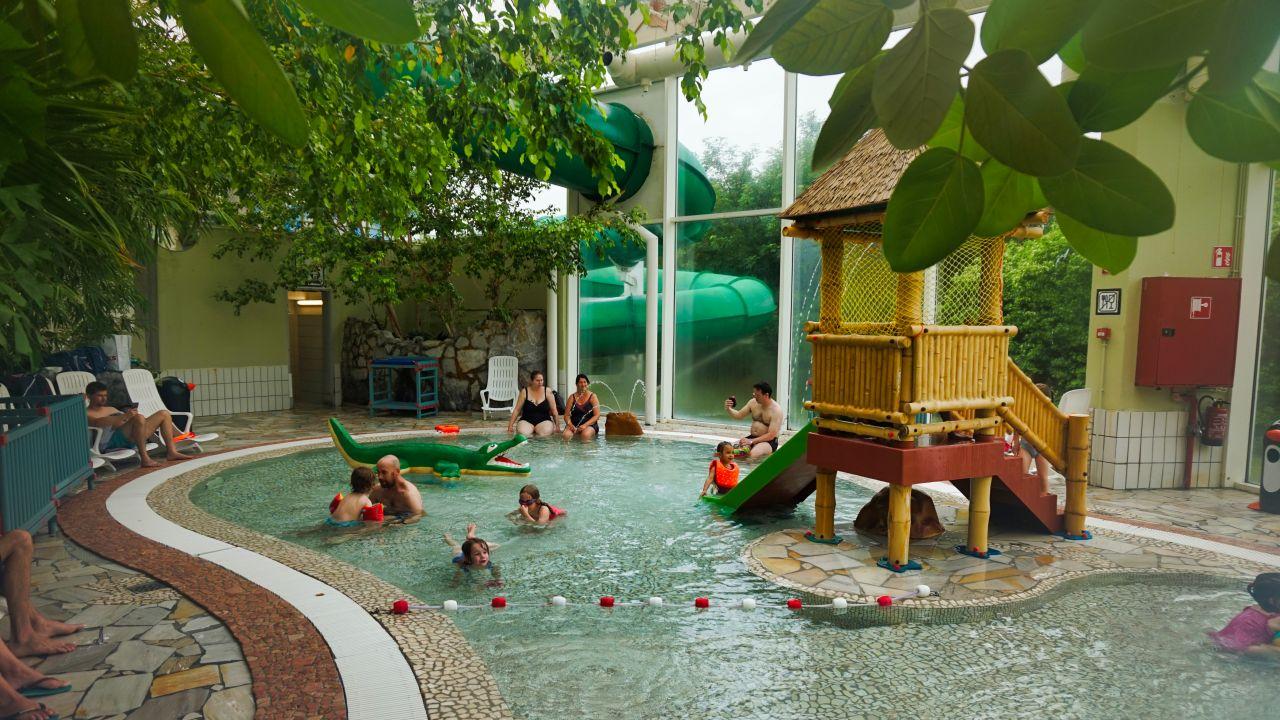 Sunparcs de Haan en zwembad2