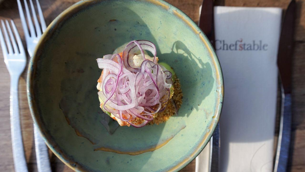 Chefs Table Klemskerke Belgie 5