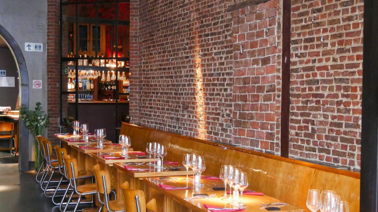 Restaurant Bonsoir Clara Brussel2