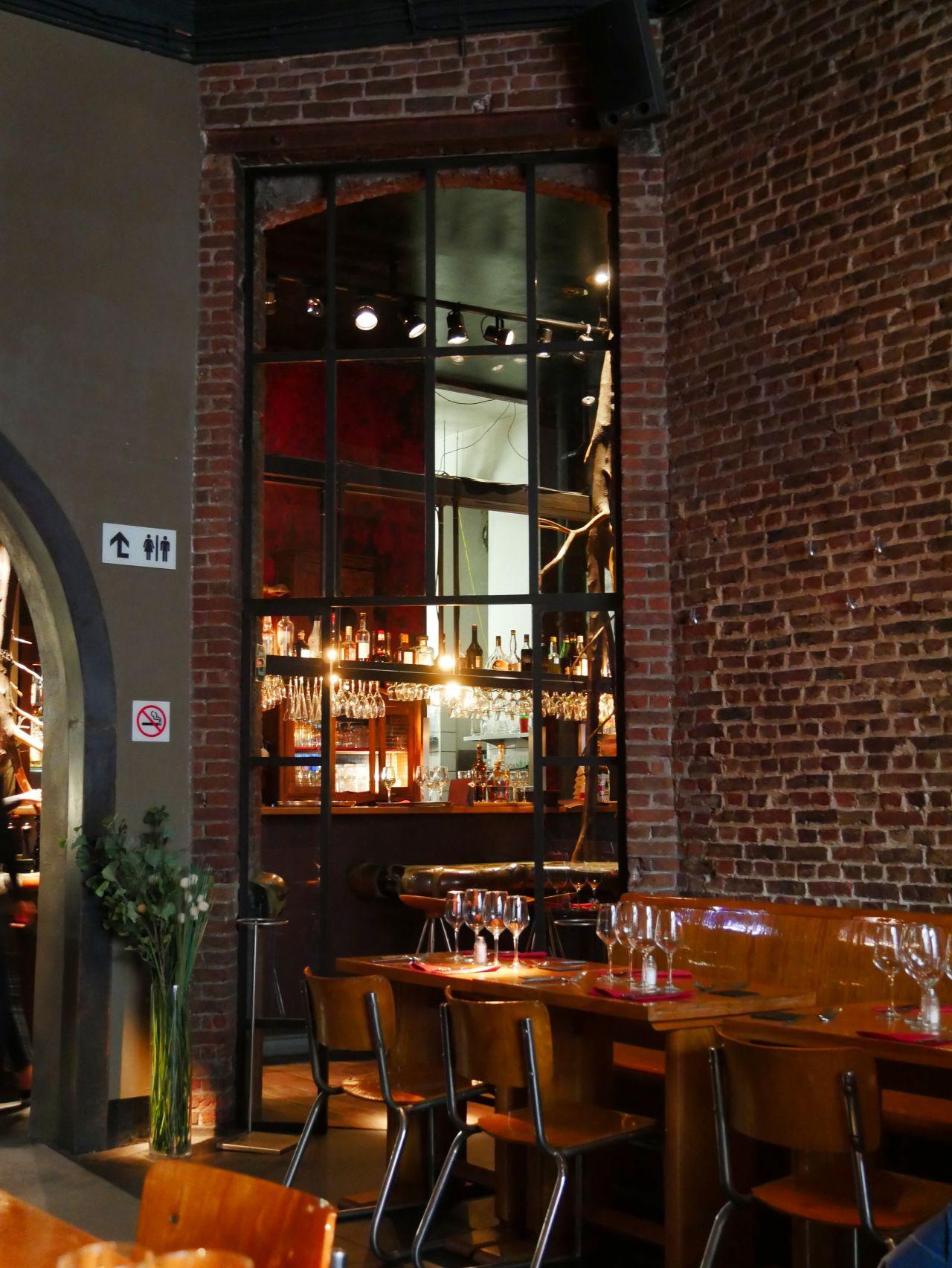 Restaurant Bonsoir Clara Brussel7