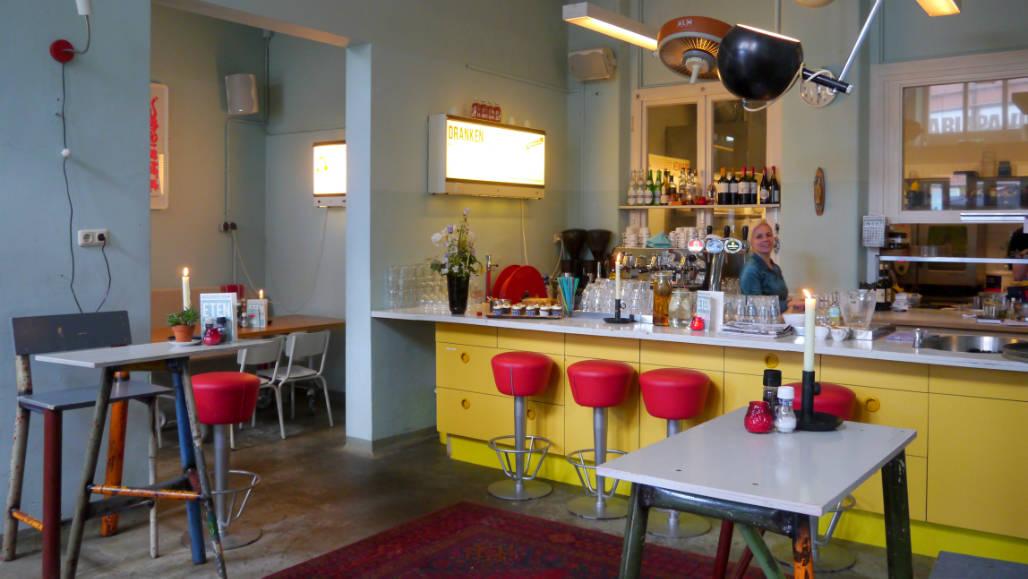 Mariapaviljoen Den Bosch restaurant