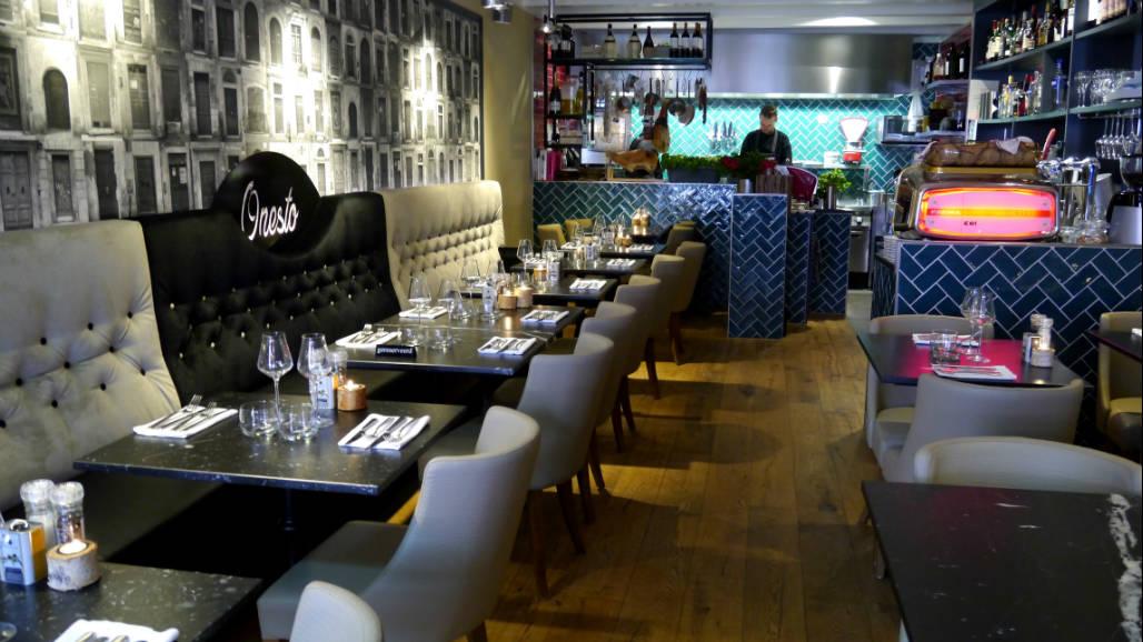 Restaurant Onesto Den Bosch hotspot