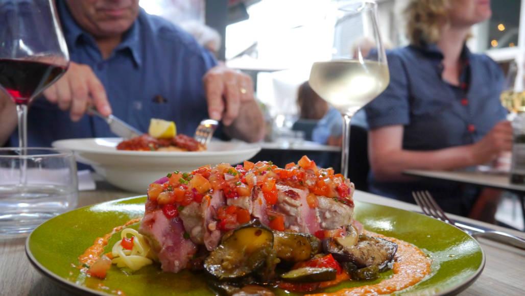 Restaurant Onesto dineren borrelen Den Bosch