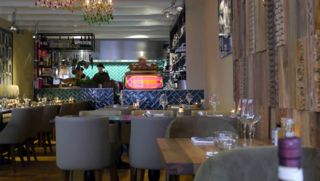 Restaurant Onesto hotspot Den Bosch