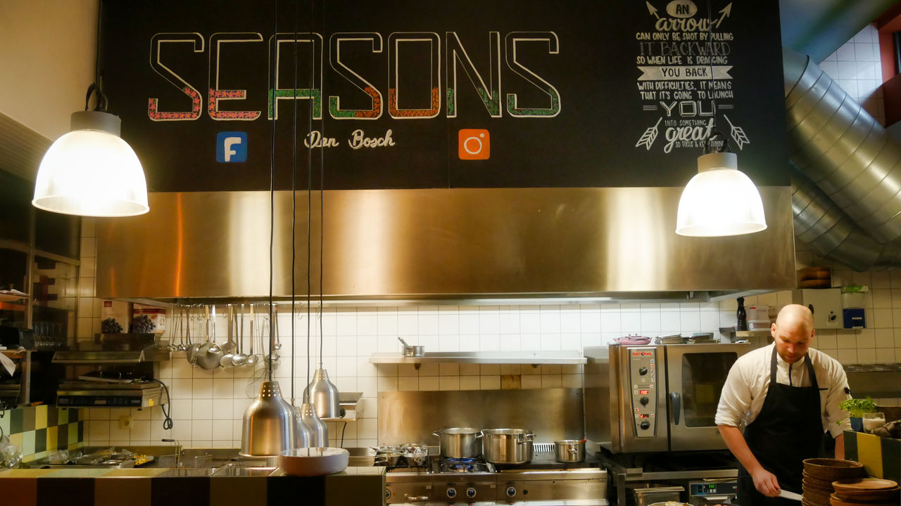 Restaurant Seasons Den Bosch8