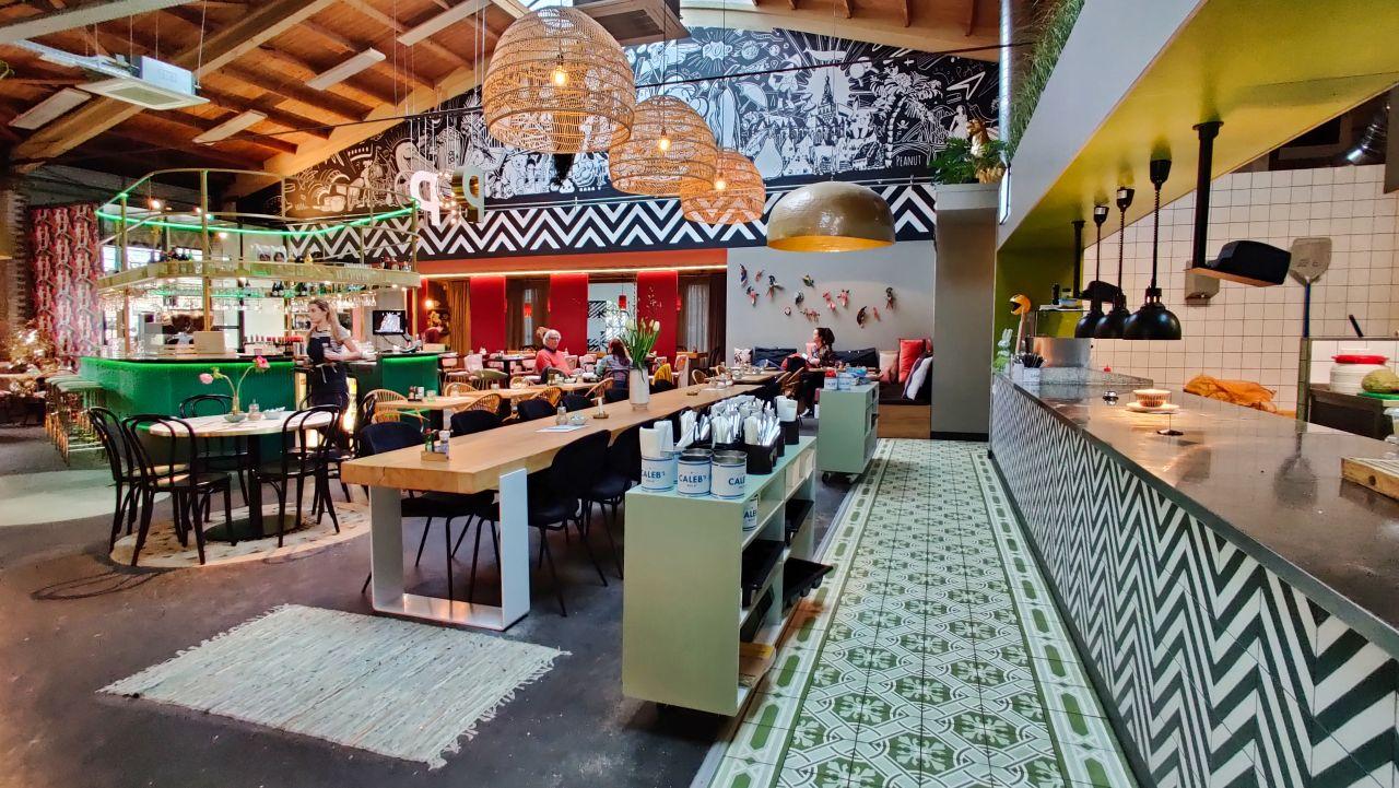 Restaurant Plek NMGN Nijmegen Open Keuken2