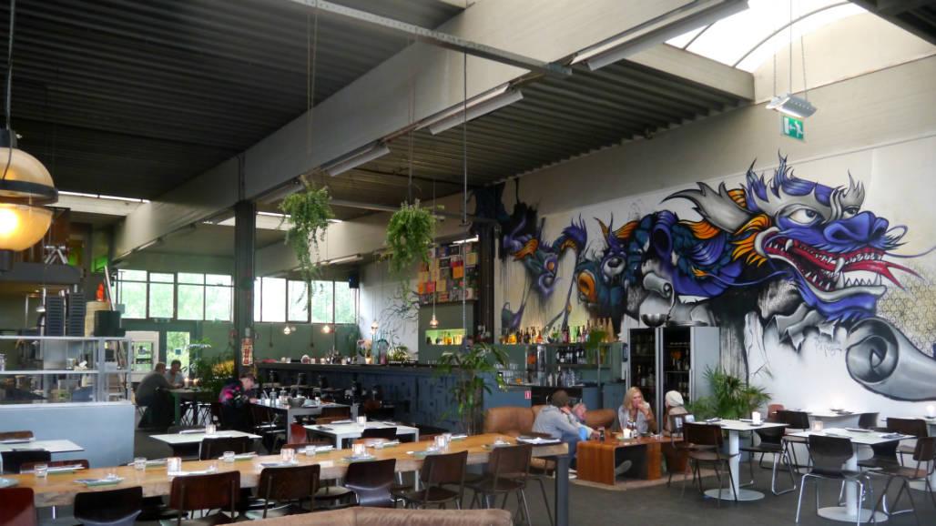 Hippe hotspot LEEN Utrecht