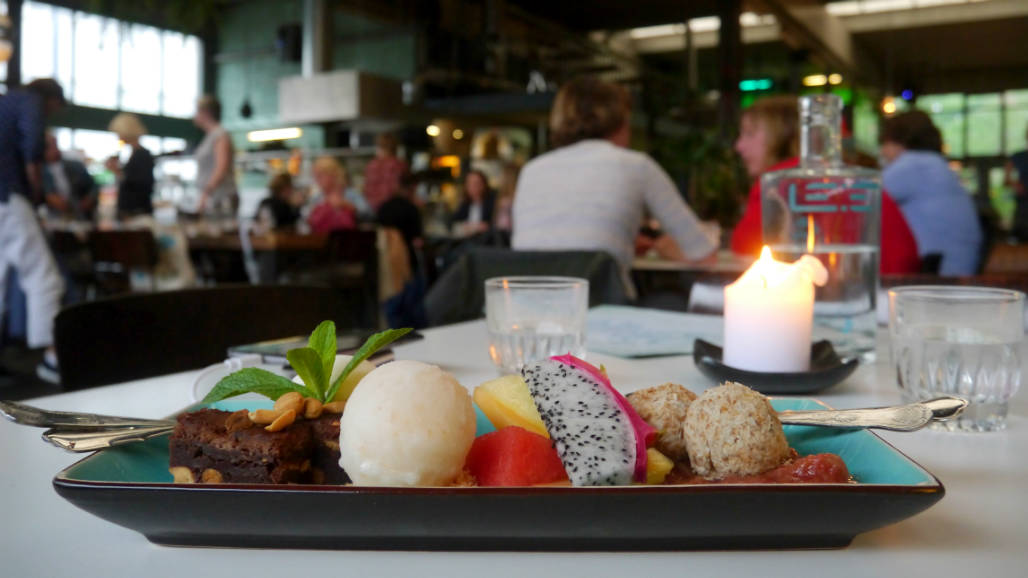 Restaurant LEEN Utrecht toetje