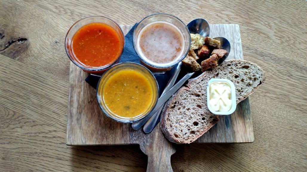 Stael soep trio Utrecht