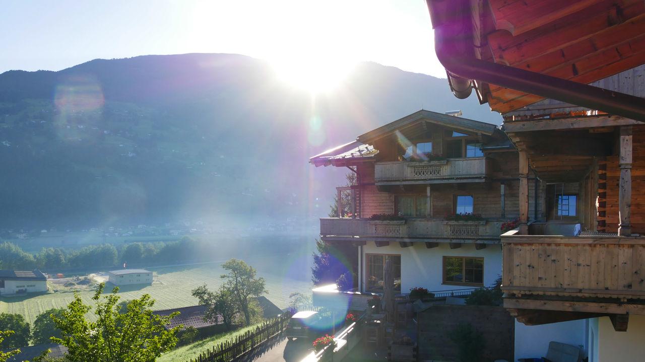 Das Kaltenbach Tirol sunrise