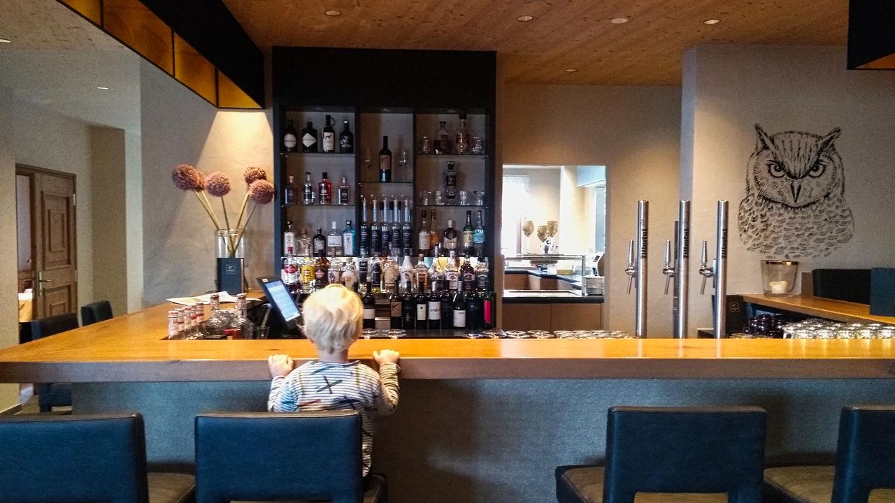 Hotel Das Kaltenbach Zillertal Oostenrijk bar