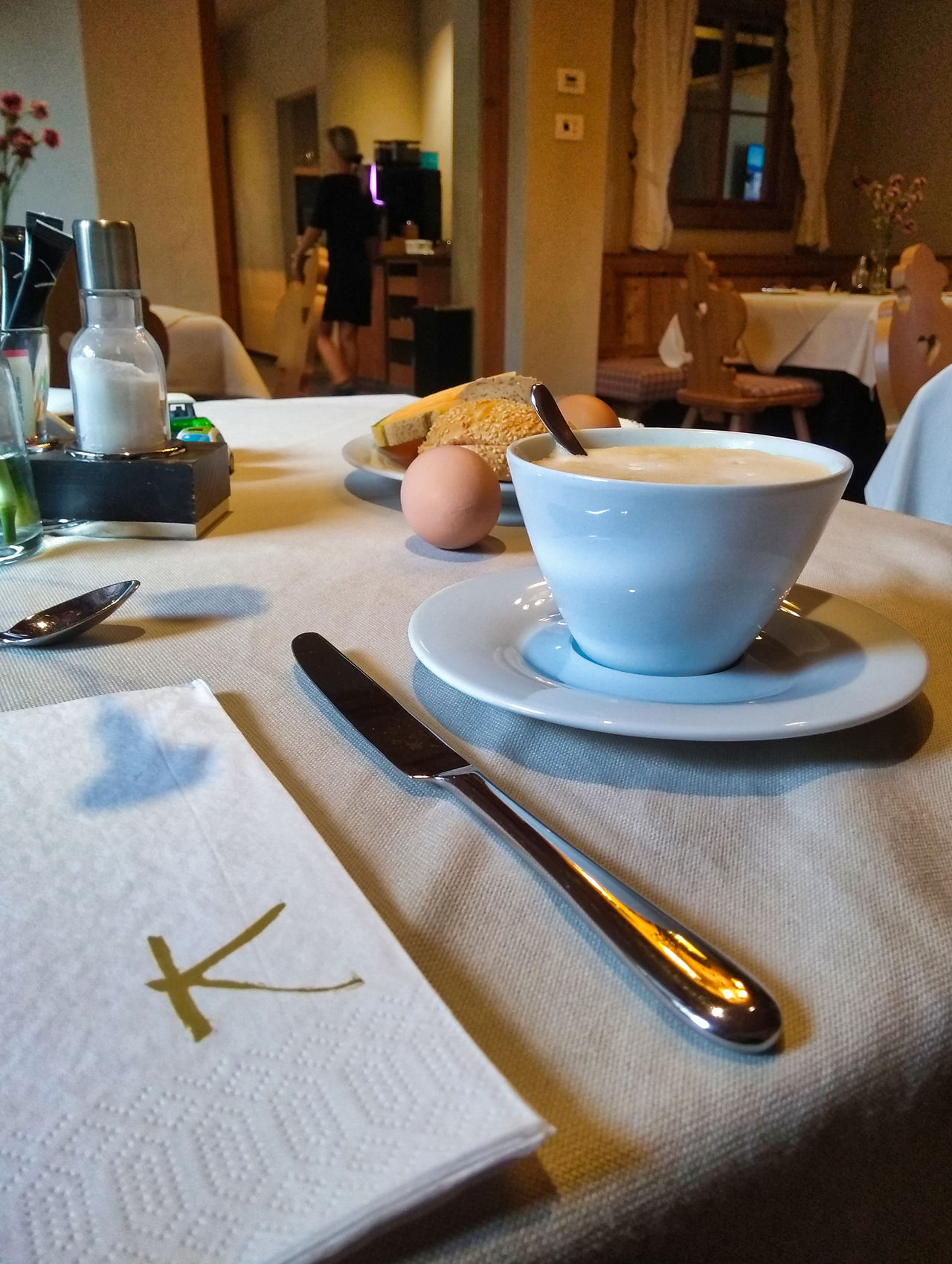 Hotel Das Kaltenbach Zillertal Oostenrijk ontbijt