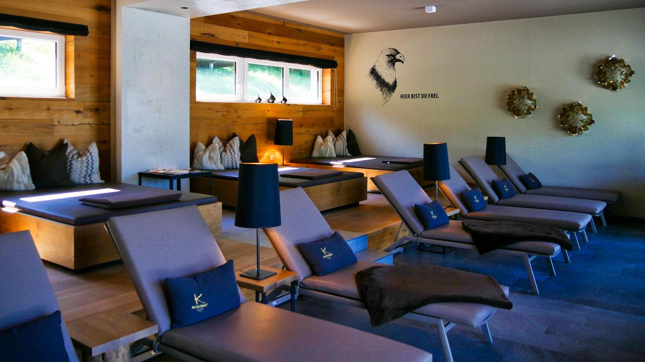 Hotel Das Kaltenbach Zillertal Oostenrijk wellness