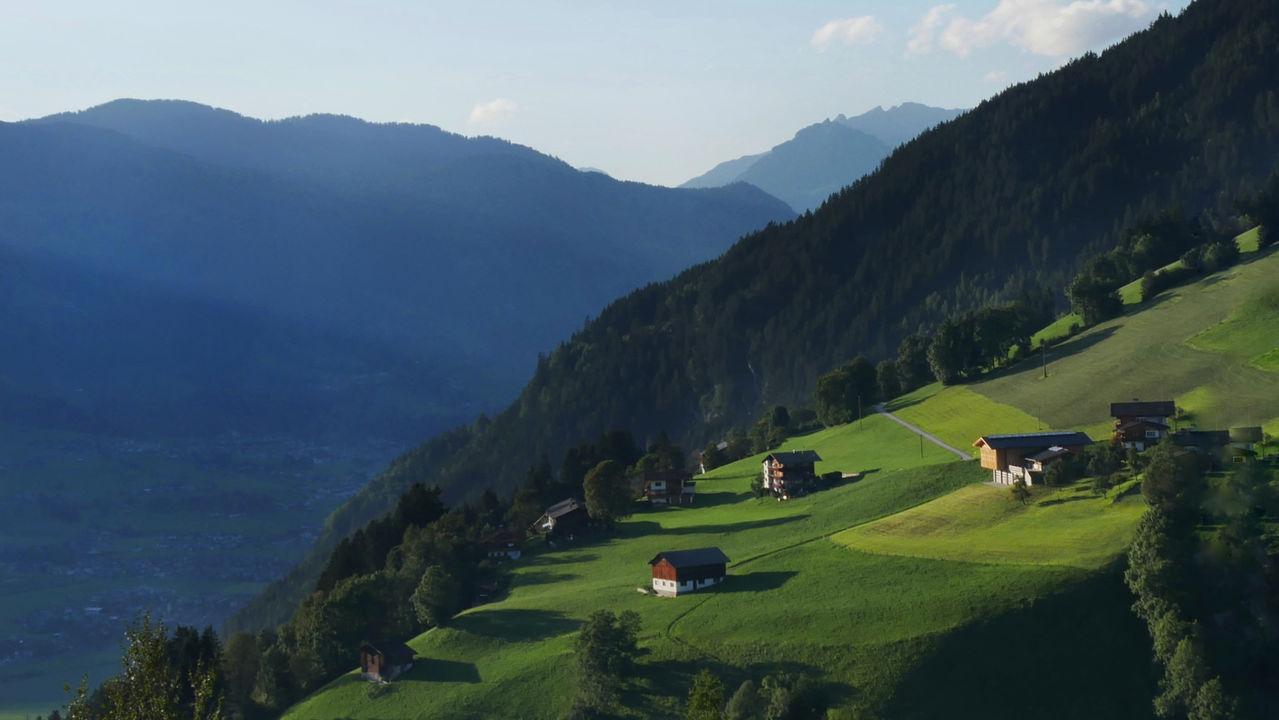 Zillertal Tirol Oostenrijk