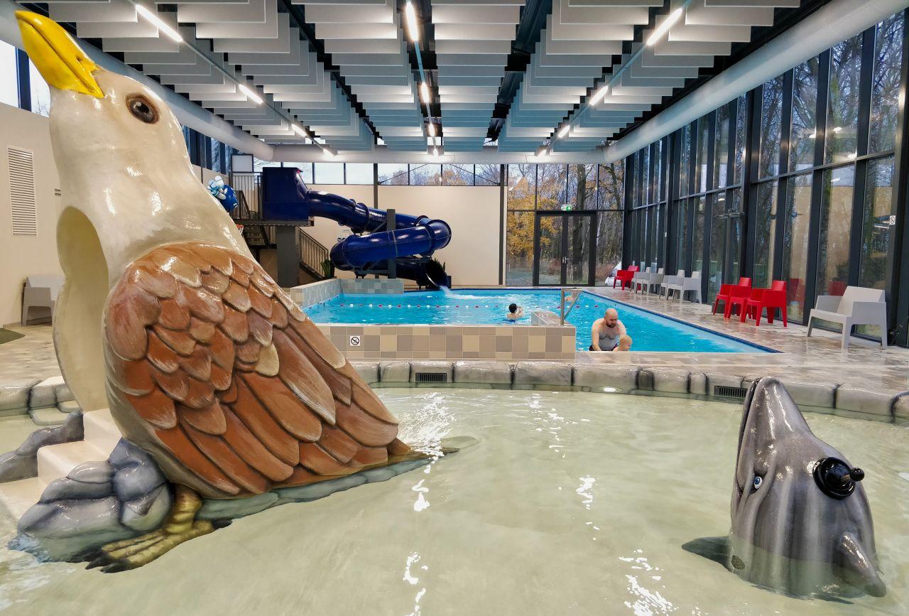 Dormio Resort Maastricht zwembad