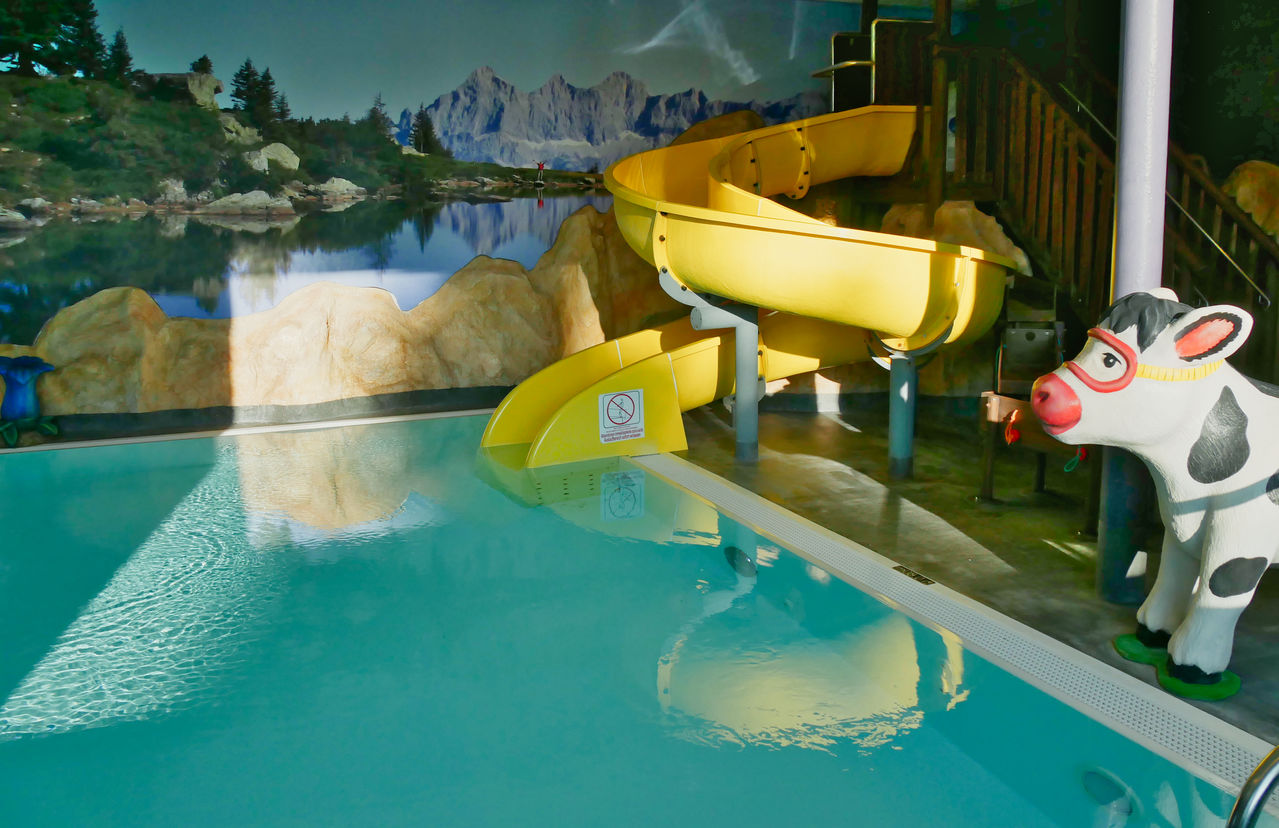 Family Home Alpenhof Zuid Tirol kinderbad
