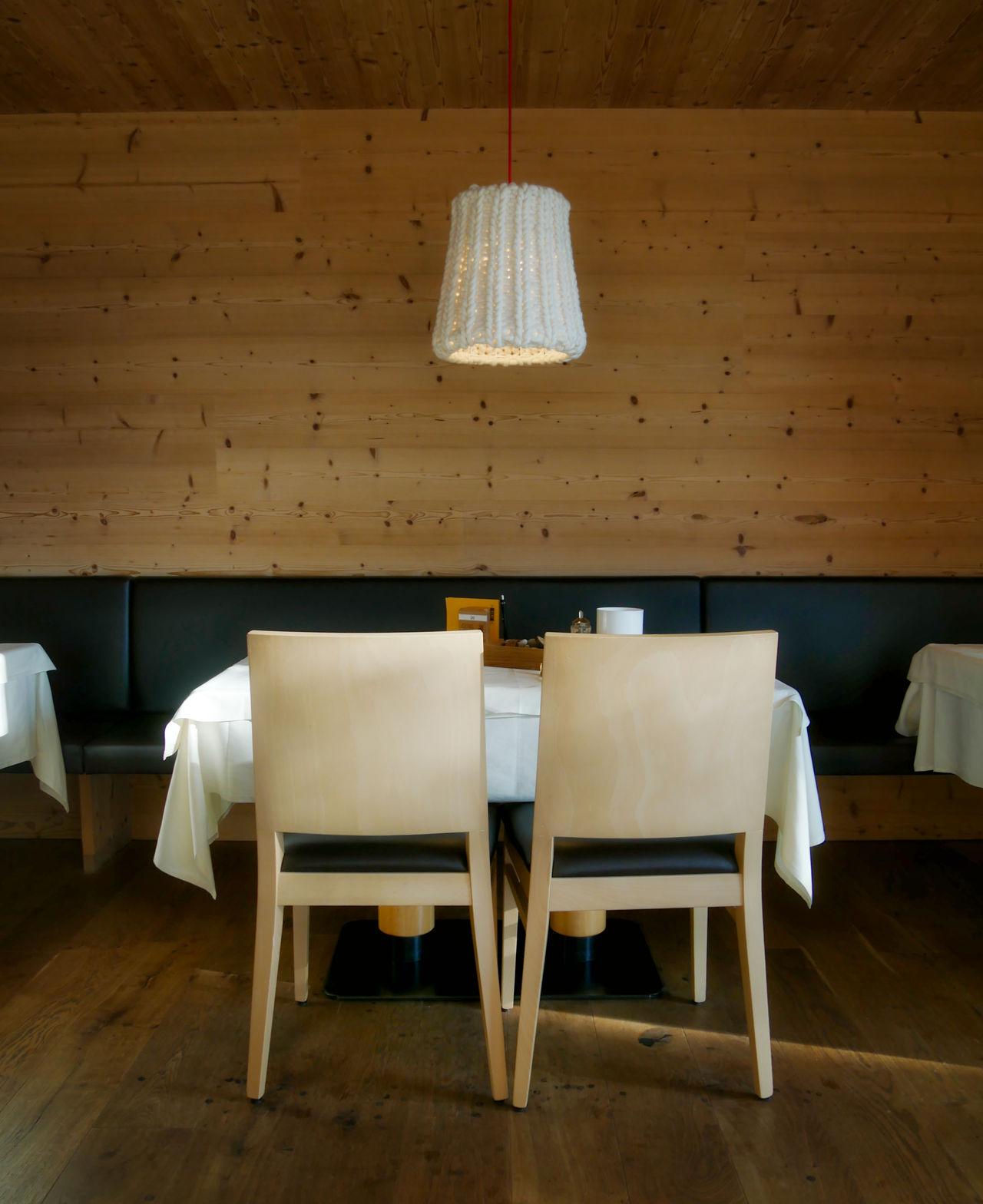 Family Home Alpenhof Zuid Tirol restaurant