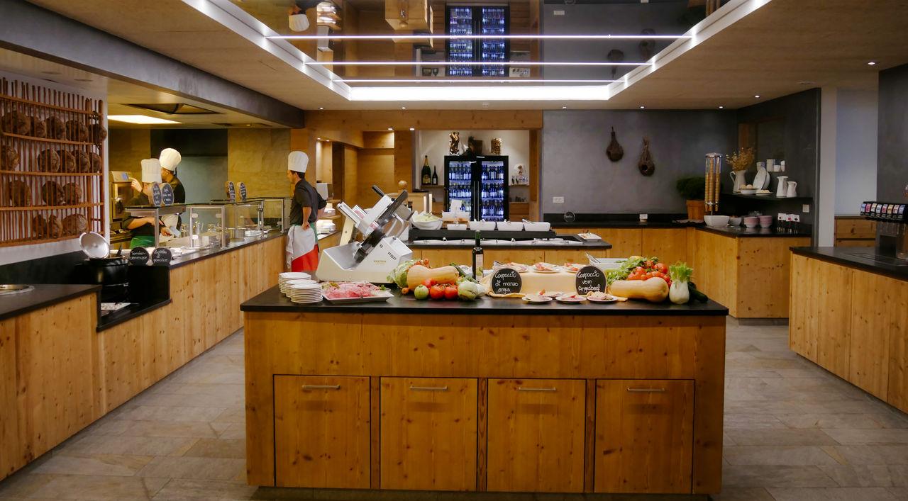 Family Home Alpenhof Zuid Tirol restaurant2