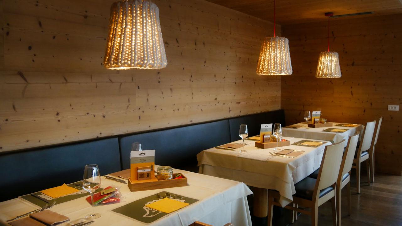 Family Home Alpenhof Zuid Tirol restaurant7