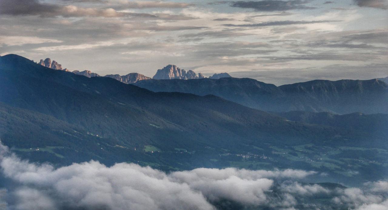 Family Home Alpenhof Zuid Tirol uitzicht2
