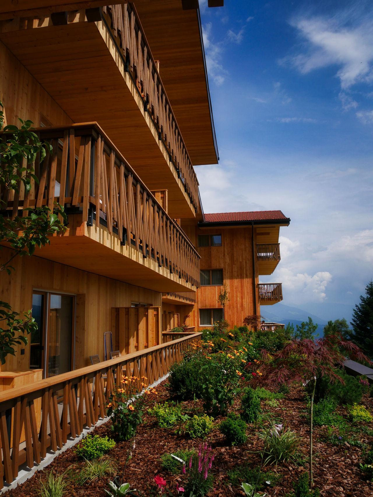 Family Home Alpenhof Zuid Tirol uitzicht exterieur