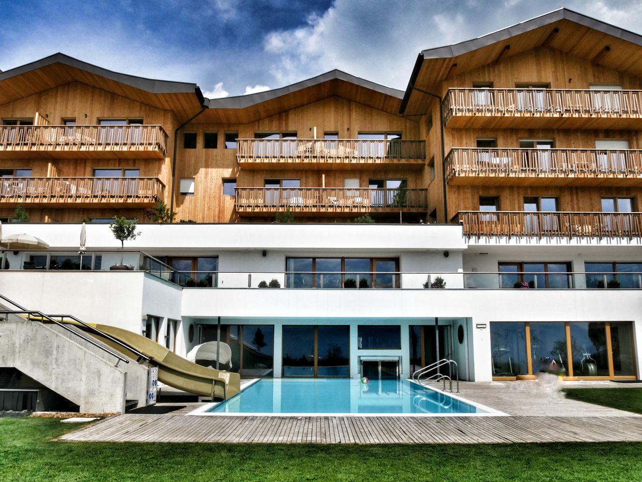 Family Home Alpenhof Zuid Tirol zwembad