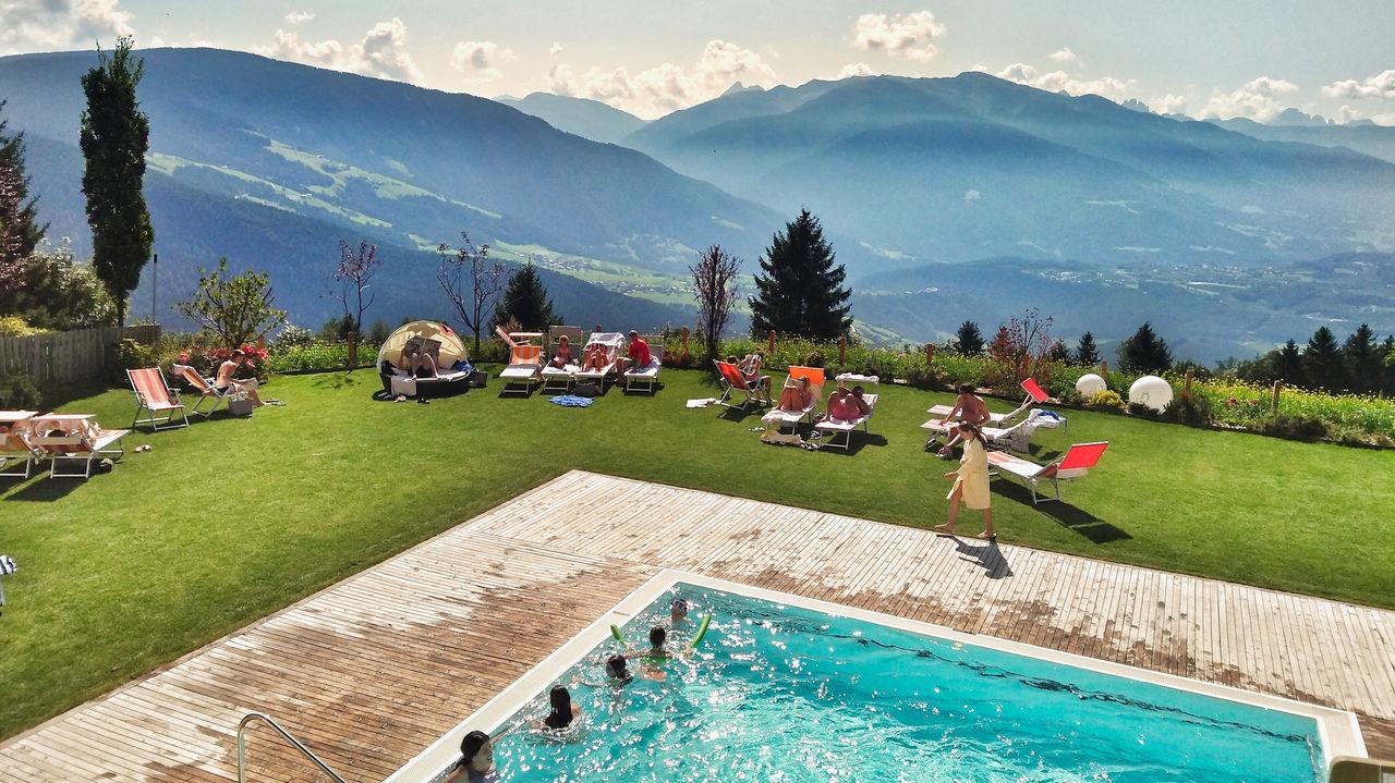 Family Home Alpenhof Zuid Tirol zwembad2