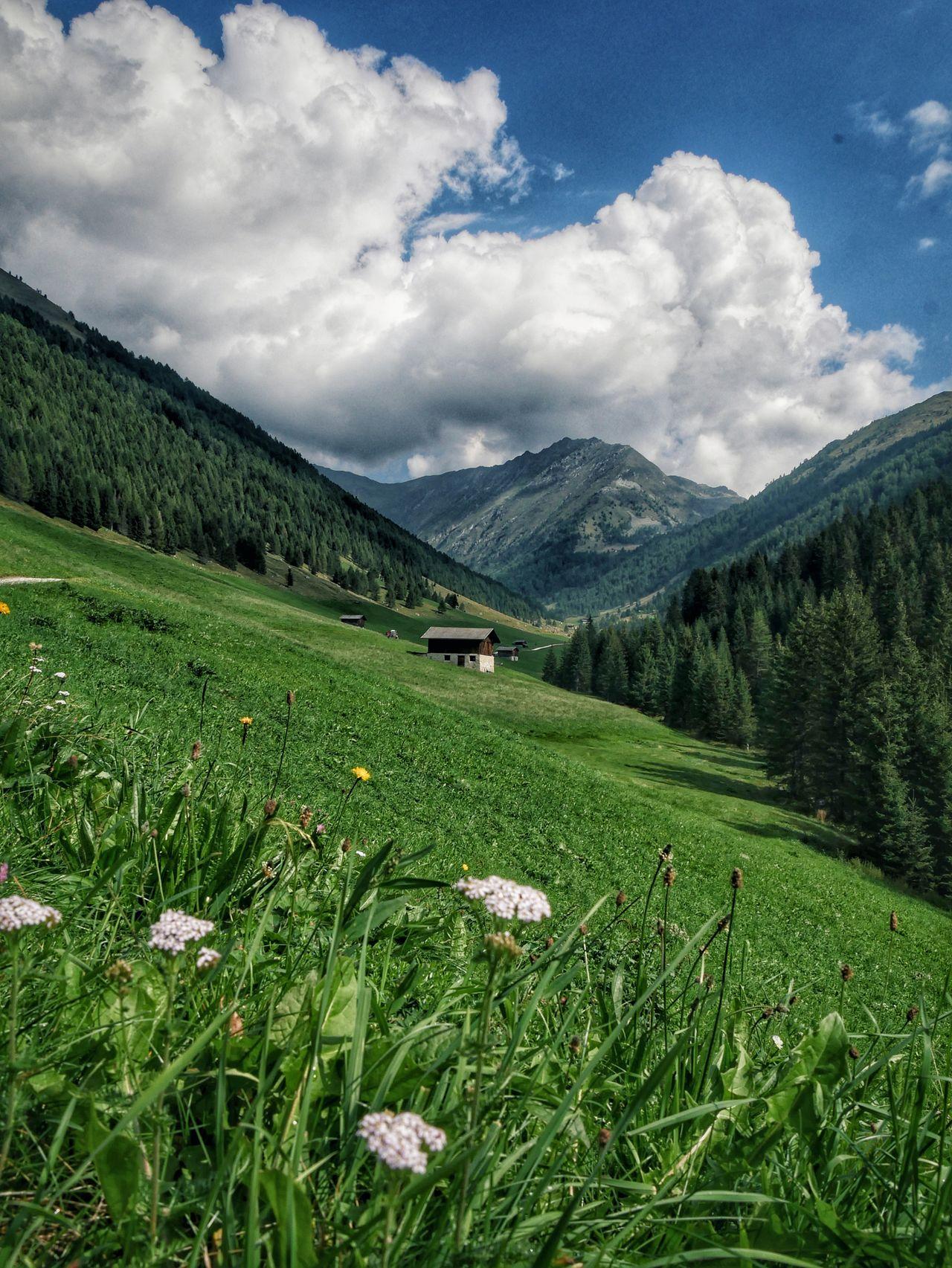 Gitschberg Jochtal Zuid Tirol Grossberghutte