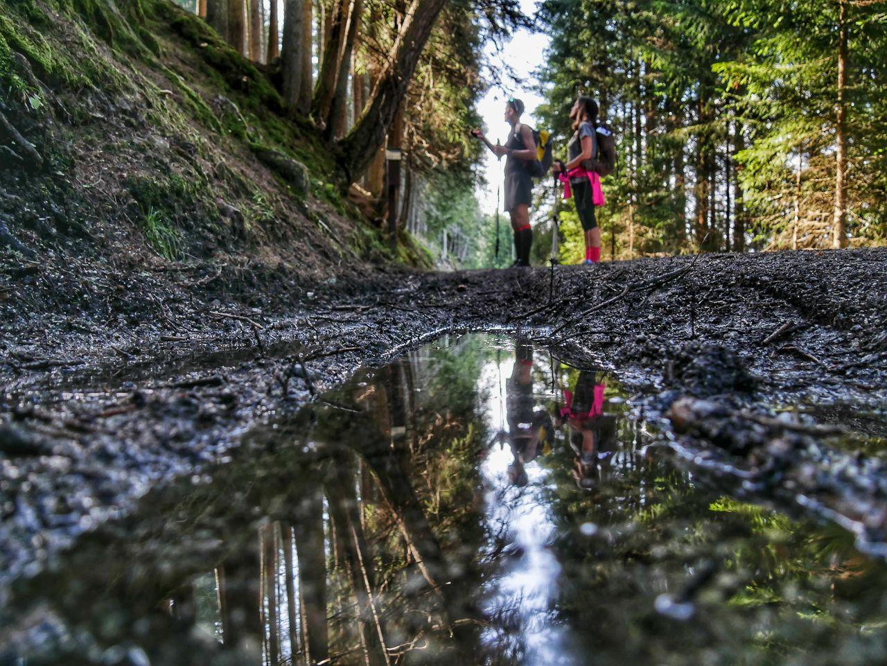 Gitschberg Jochtal Zuid Tirol plassen