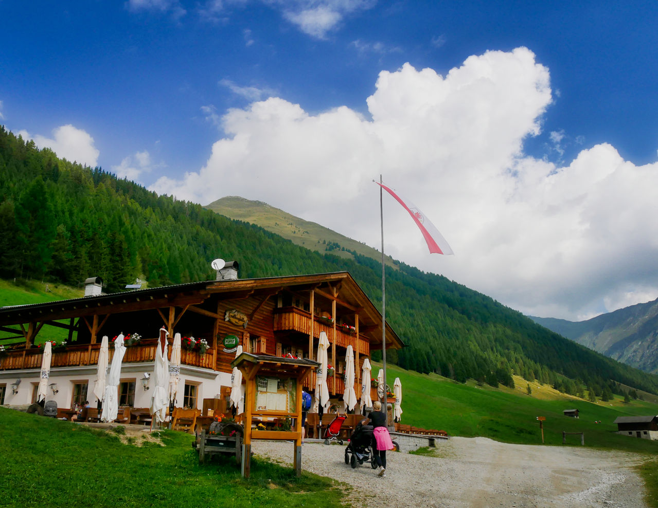 Grossberghutte Zuid Tirol