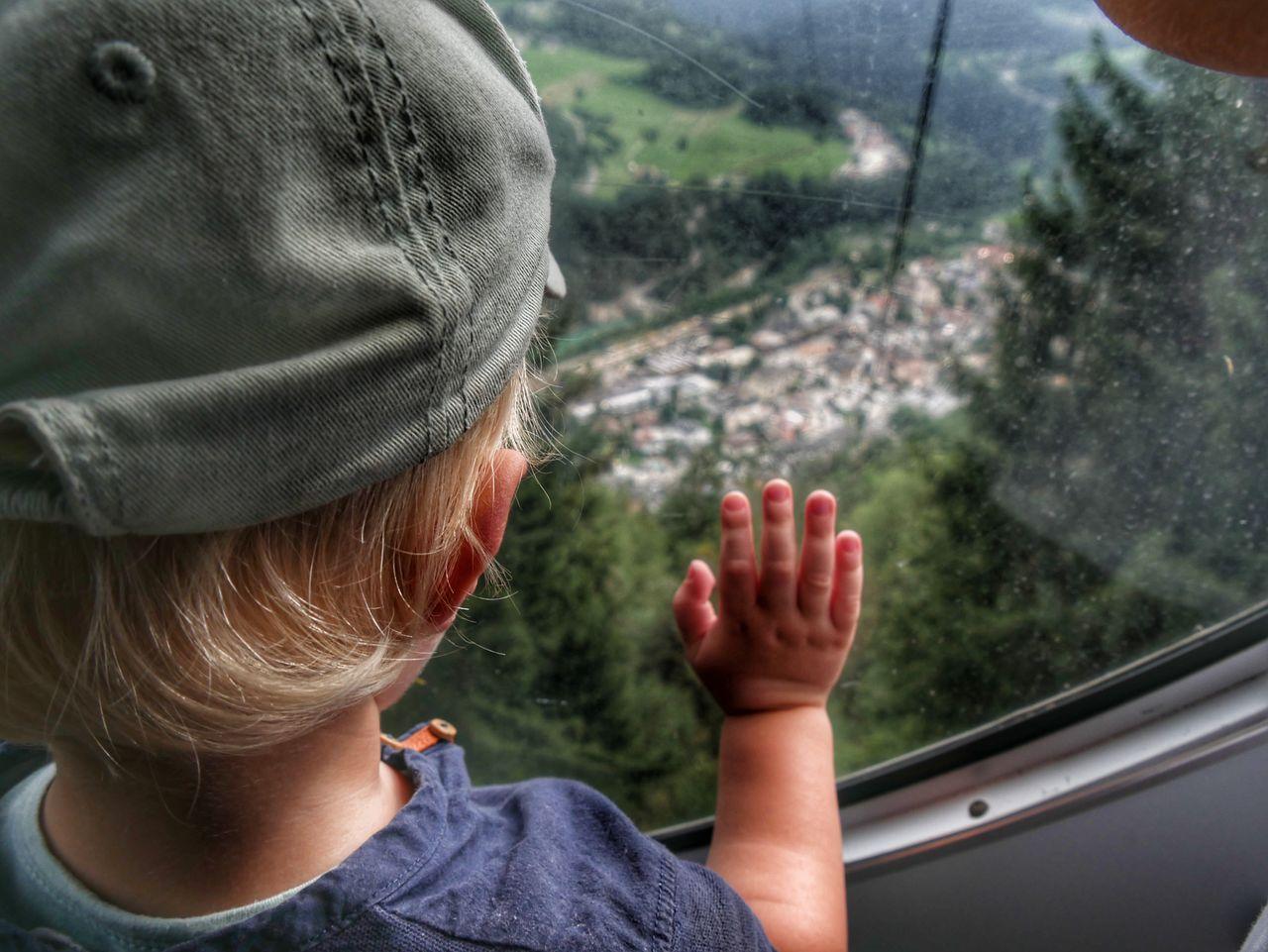 Zuid Tirol gondellift Meransen Muhlbach