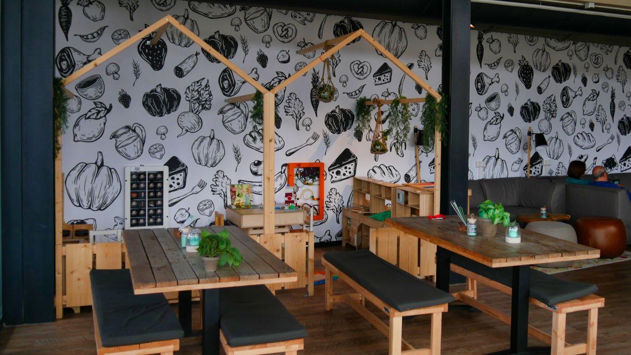 Guesthouse Hotel Kaatsheuvel Living kindvriendelijk