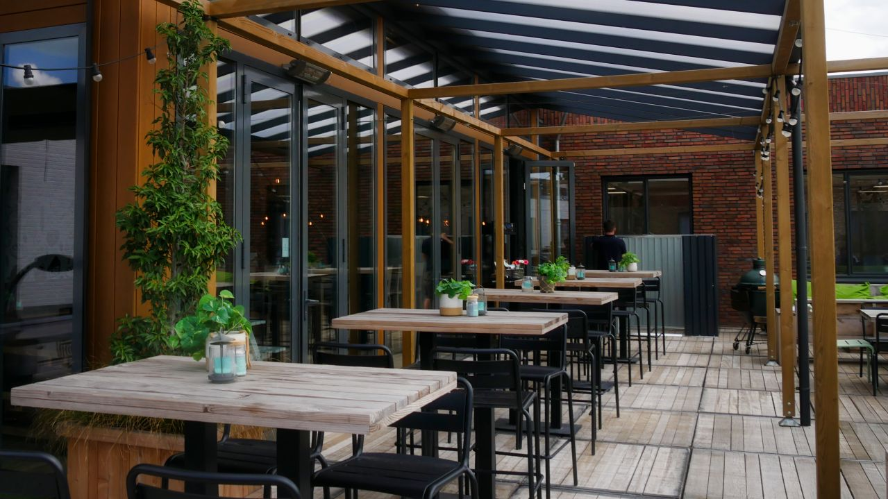 Guesthouse Hotel Kaatsheuvel dakterras8