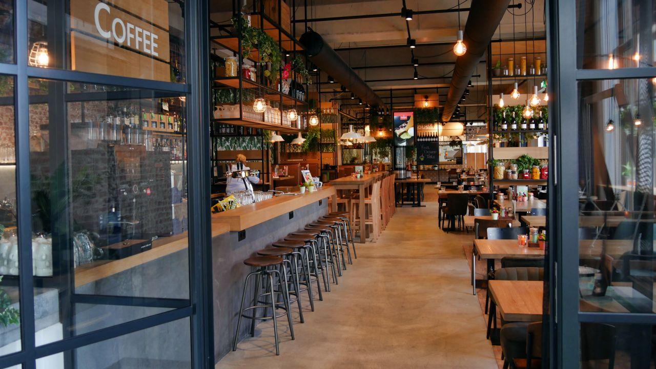 Guesthouse Hotel Kaatsheuvel restaurant2